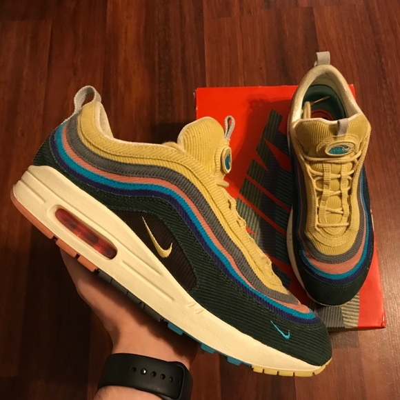 Sean Wotherspoon Nike Airmax 971 Custom Side Bag 1 of 1